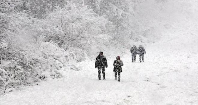 AKOM'dan kar açıklaması