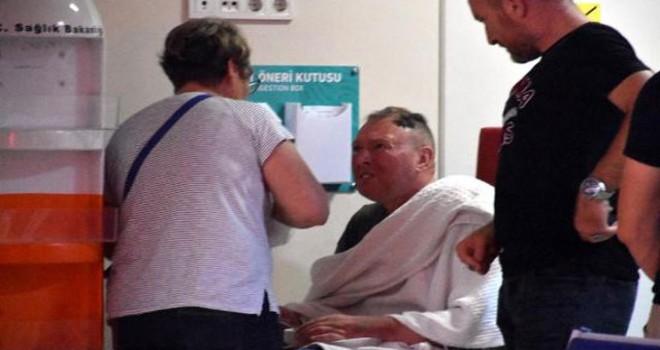 İrlandalı turistin yuttuğu pırlanta yüzük, kolonoskopi ile çıkarıldı