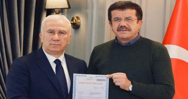 Zeybekci'den 'Karşıyaka Stadı' açıklaması: Tamamlanan kısımları tescil edildi