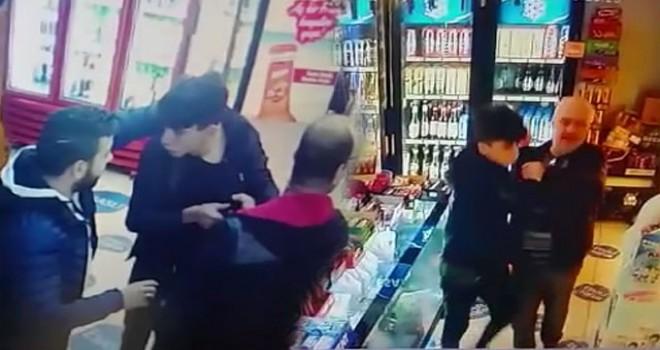 Suçüstü yakalanan hırsızların kaçış oyunu