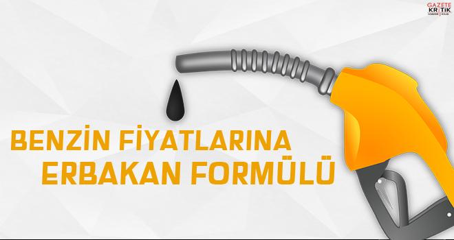 Benzin fiyatlarına Erbakan önlemi