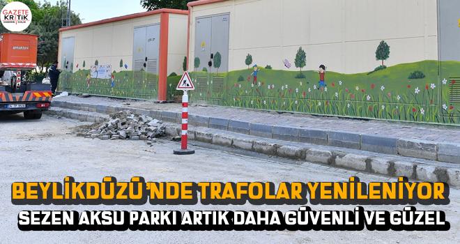 BEYLİKDÜZÜ'NDE TRAFOLAR YENİLENİYOR