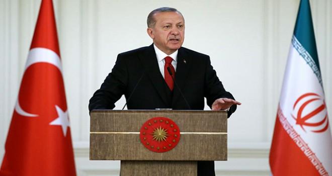Cumhurbaşkanı Erdoğan: Talimatları verdik; bugün yarın bitirin...