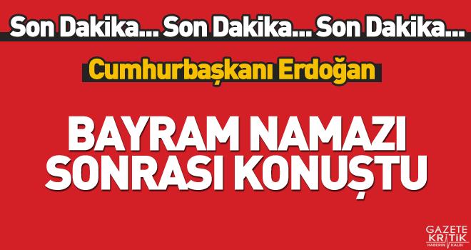 Erdoğan; Bu İşin Arkasını Bırakmayacağız!..