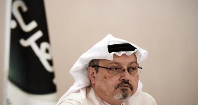 Suudi gazeteci Kaşıkçı'nın son görüntüsü ortaya çıktı