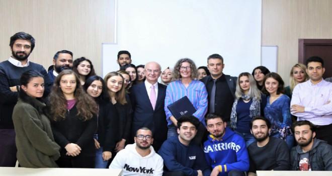'Akademik değişim programları Türk – Alman ilişkileri açısından bir fırsat'