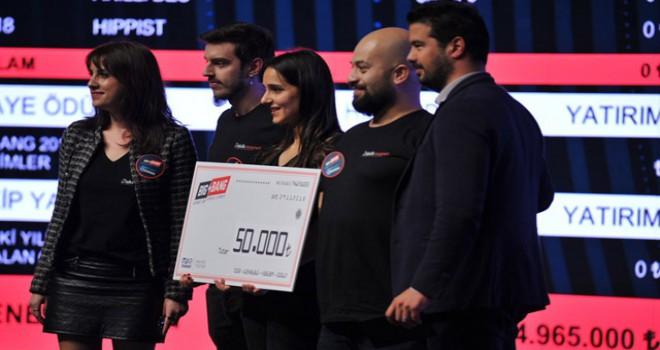 Hepsiburada e-ticaret ödülü 'Akıllı Magnet'in