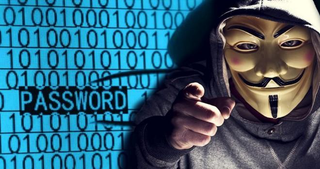Hacker'ların gözü Türkiye'de