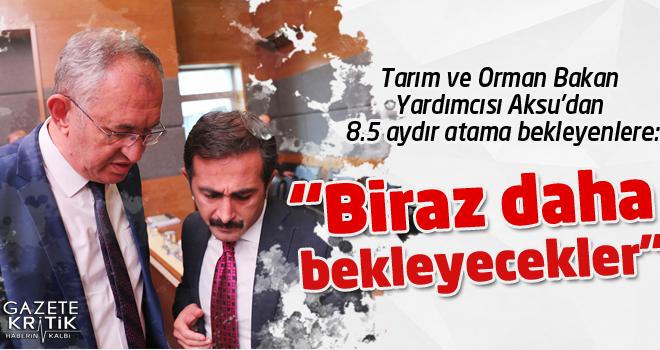 CHP'li Atila Sertel:Tarım ve Orman Bakanlığına 10 bin 511 kişi alınacağı açıklanmıştı
