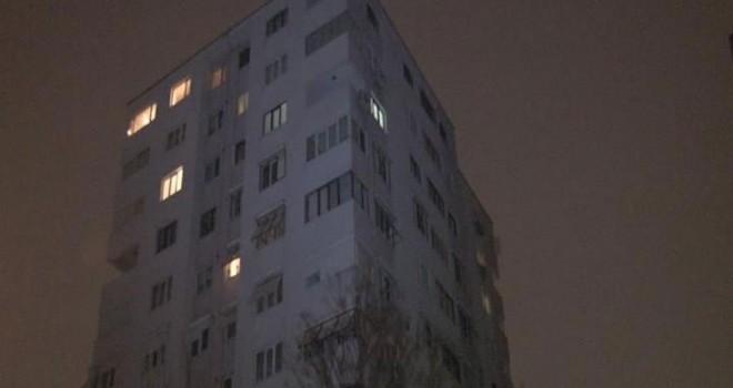 10. kattan düşen genç hayatını kaybetti
