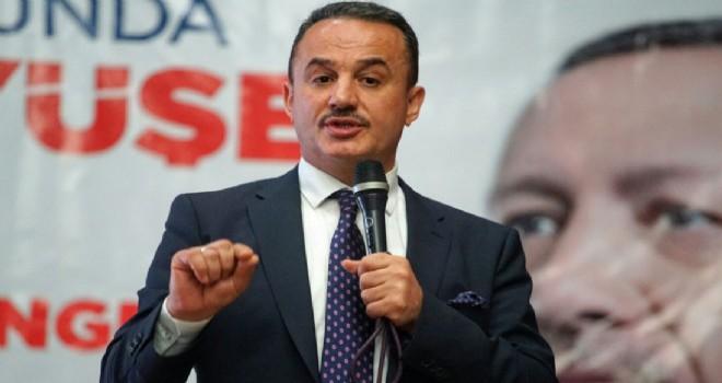 AKP İl Başkanı: İzmir'de 6 ilçe MHP'ye verildi