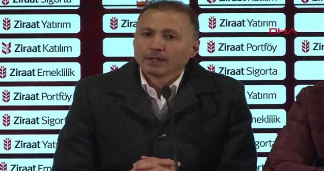 Ahmet Taşyürek: Kupa Fenerbahçe'nin tutunacak tek dalıydı