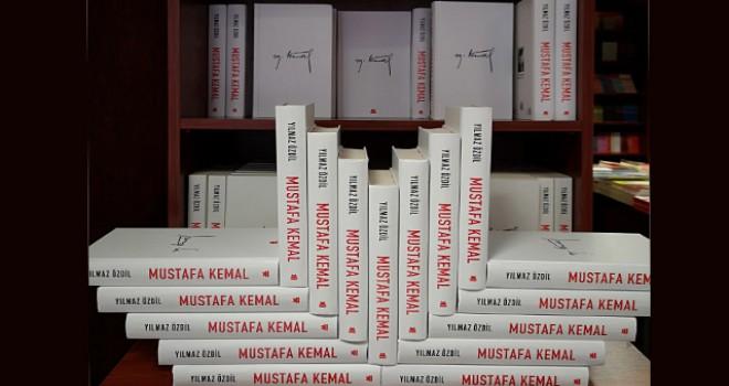 'Mustafa Kemal' kitabını Whatsapp'tan paylaştılar