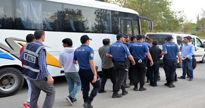 Emniyetten, 'Hırsız Kapanı' operasyonu: 97 gözaltı