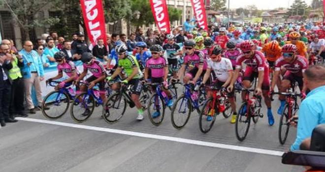 Cumhurbaşkanlığı Bisiklet Turu'nun etapları değişti
