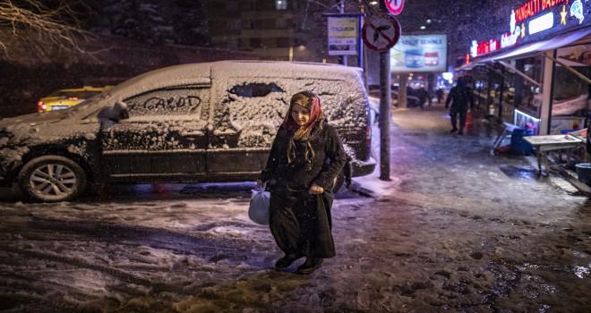 Meteoroloji'den 'buzlanma ve don' uyarısı