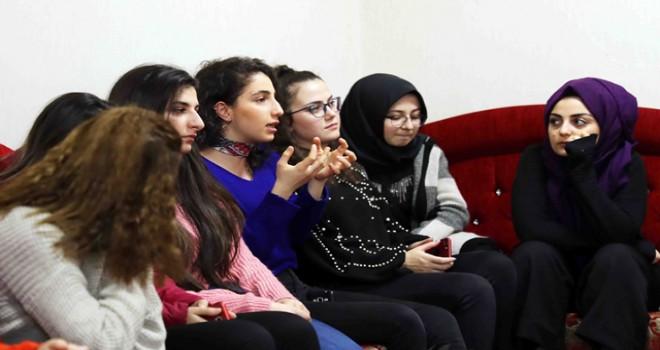 İstanbul hanımefendileri Bağcılar'da yetişiyor