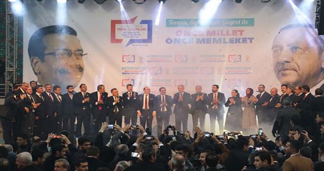 AK Parti'nin Diyarbakır belediye başkan adayları açıklandı