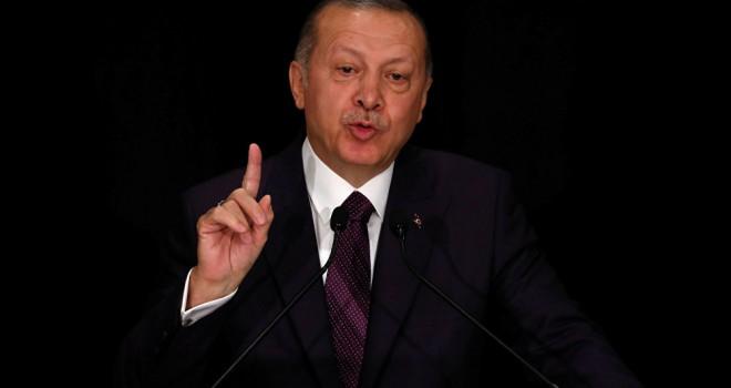 Erdoğan: Fırsatçılara karşı üçlü denetim yapılmalı