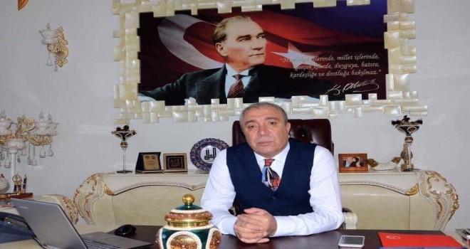 Çat Belediye Başkanı Arif Hikmet Kılıç'tan 10 Kasım Mesajı