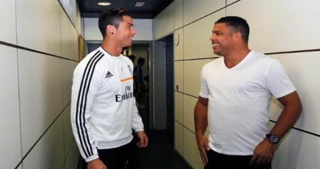 Ronaldo hastaneye kaldırıldı!
