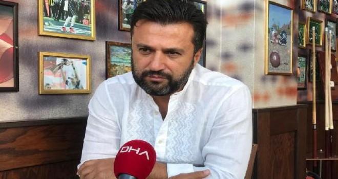 Bülent Uygun: Bir gün Fenerbahçe'nin başında olmak isterim
