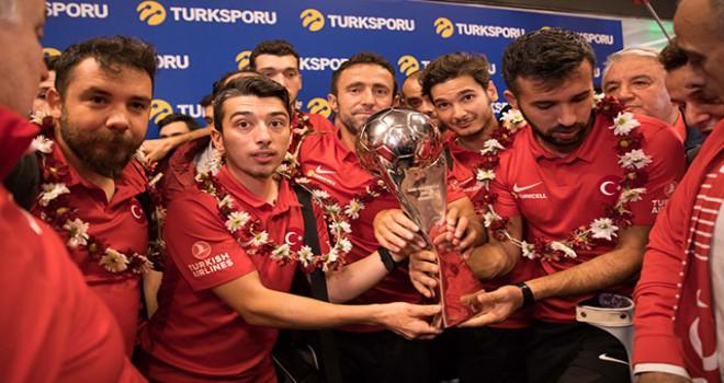 2018'de Türk sporu zirvede