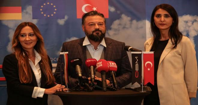 OBM, 2019 yılında Türkiye'den Almanya'ya ilk etapta 10 bin işçi götürecek