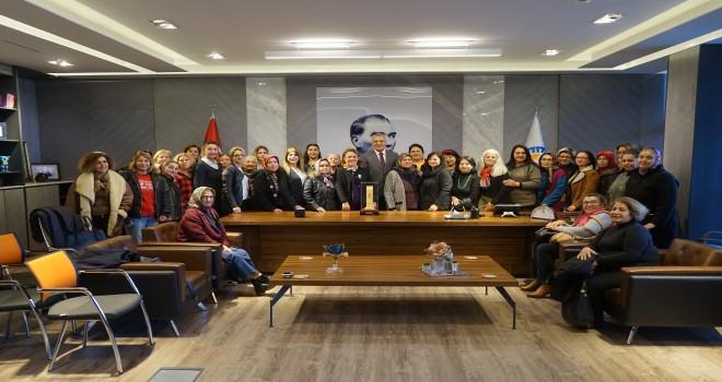 CHP'li Fatma Köse yeni yıla üretici kadınlarla giriyor