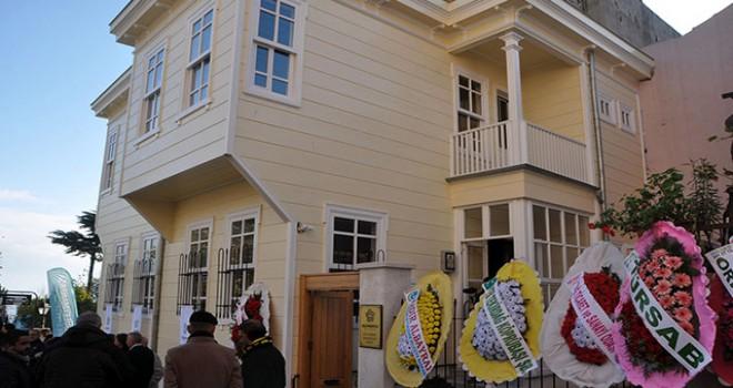 Dimitrios Mavridis'in mübadele öncesi yaşadığı Tekirdağ'daki evi müze yapıldı