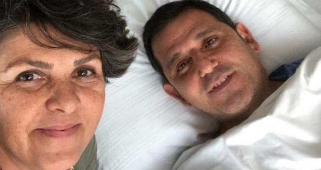 Fatih Portakal hastaneden paylaştı