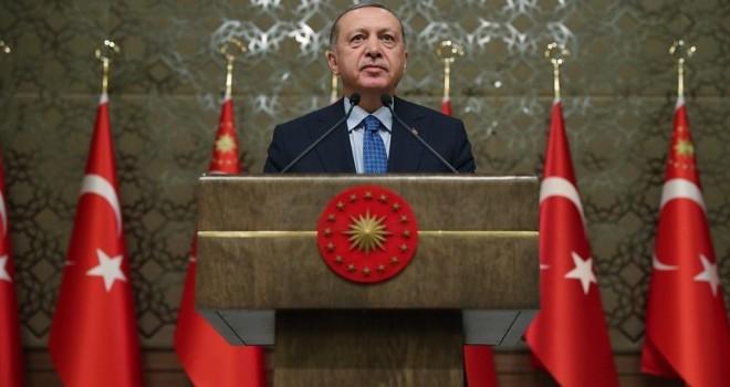 Erdoğan: Kaymağını yedikleri bu ülkeye asalak gibi yapışan elitler...