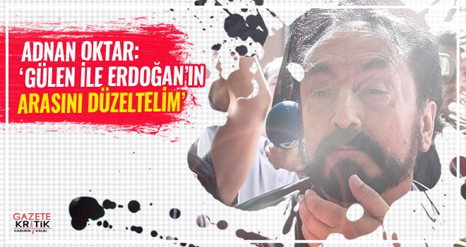 AK Partili Özdağ, Adnan Oktar'ın teklifini anlattı: 'Erdoğan ve Gülen'in arasını düzeltelim'
