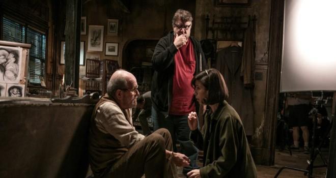Oscar'lı yönetmen Guillermo del Toro'dan Netflix'e korku dizisi