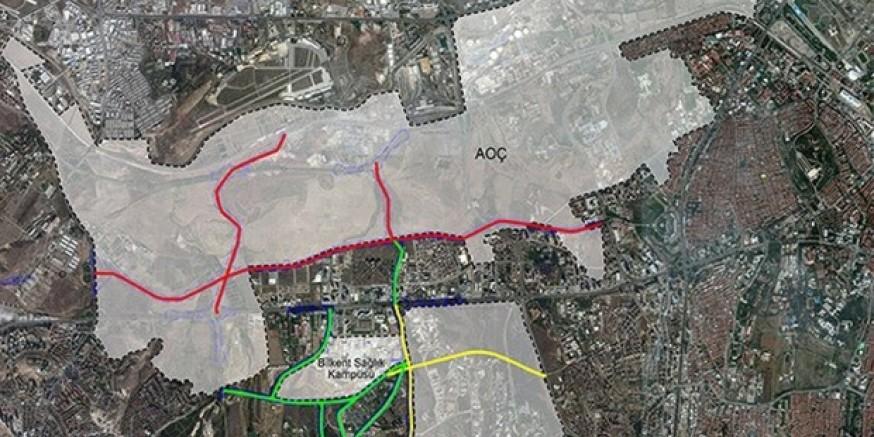 Ankara'da AOÇ ve ODTÜ ormanları imara açılıyor; doğal sit alanından otoyol geçirilecek!