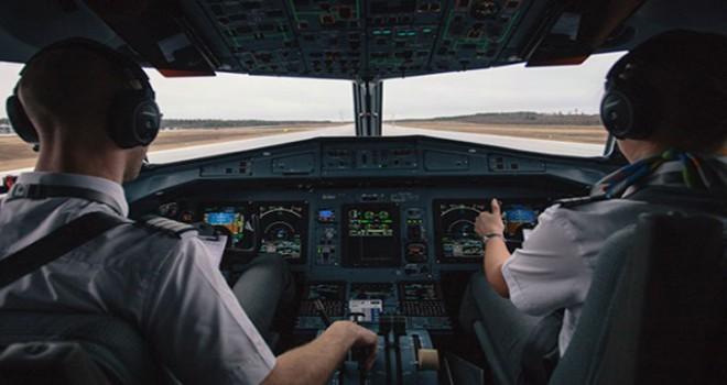 Uçaktaki silahlı güvenlik tehlike oluşturabilir