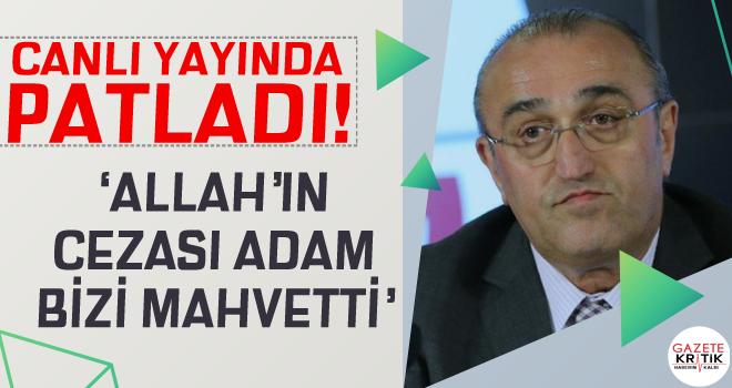 Abdurrahim Albayrak: 'Trump'ı Allah kahretsin, bizi mahvetti'