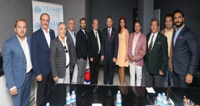 TÜGİAD Ege ve BATÜDER İzmir için projeler üretecek