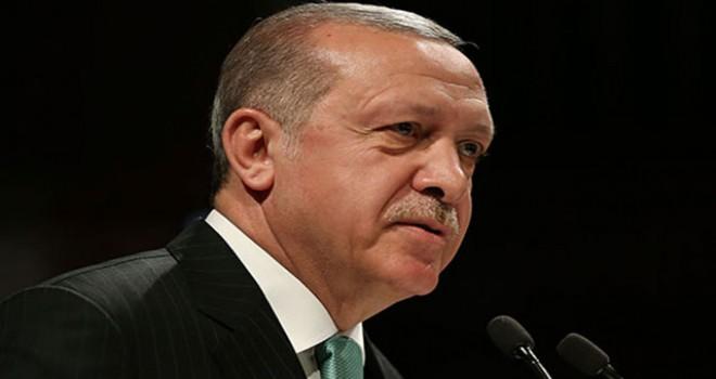 Cumhurbaşkanı Erdoğan'dan Yıldırım'a tebrik