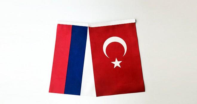 Rusya - Türkiye maçında ilk yarı bitti: Rusya, 1-0 önde