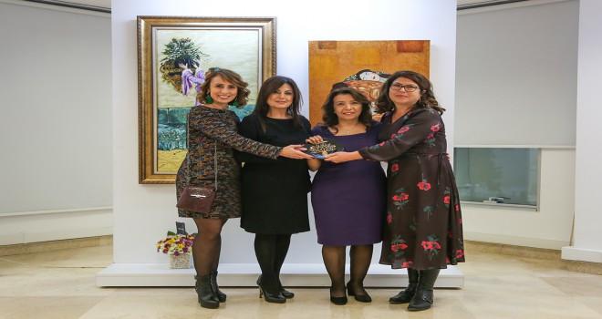 Kadın sanatçılardan 'Farklar' sergisi