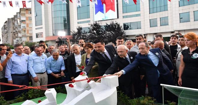 Kılıçdaroğlu: Avrupa'nın bu lekeyi silmesi lazım