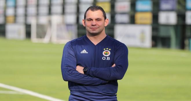Fenerbahçe İdari Menajeri Başar: ''Ciddiyetin farkındayız''