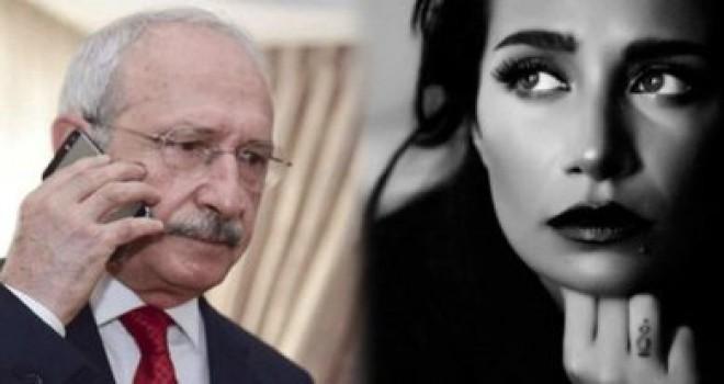 Kılıçdaroğlu'ndan Sıla'ya telefon!