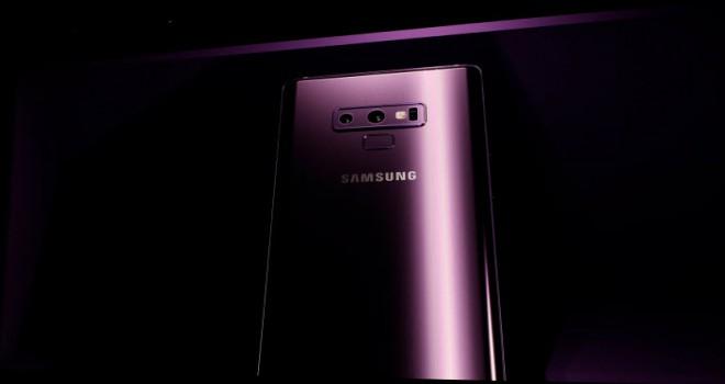 Samsung bombayı patlattı: İşte karşınızda Galaxy Note 9