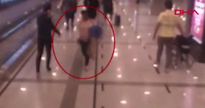 Atatürk Havalimanı'nda böyle yakalandı