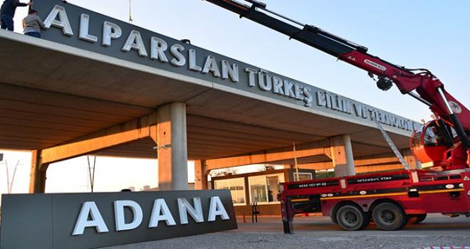 Alparslan Türkeş Bilim ve Teknoloji Üniversitesi, tabelasına kavuştu