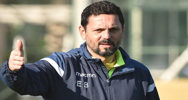 Malatyaspor Teknik Direktörü Erol Bulut: 'Hedefimiz ilk 6'