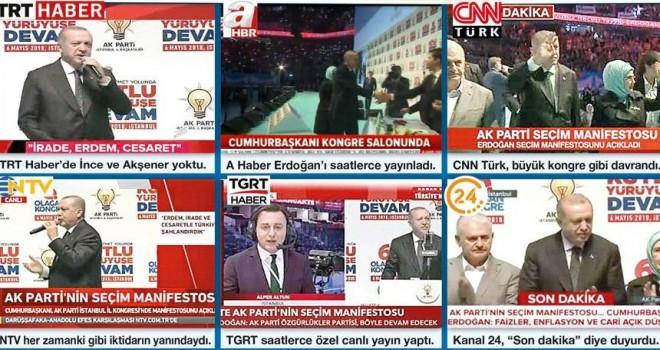 İktidar yanlısı medyanın ambargosu isyan ettirdi