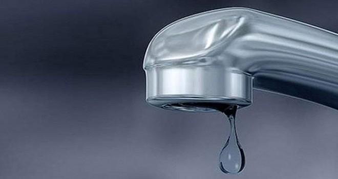 İstanbul'da 20 saat sürecek su kesintisi